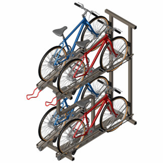 CycleSafe Hi-Density Bike Rack
