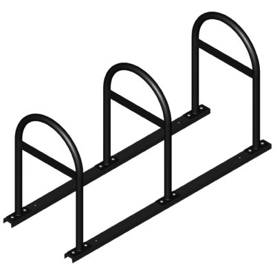 Rail-Mount Bike Rack