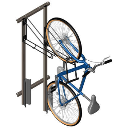 Bike Wall Rack Frame