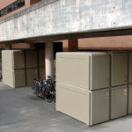 ProPark Double-Tier Bike Locker, University of Washington